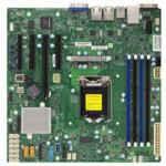 Серверная материнская плата Supermicro MBD-X11SSM-O