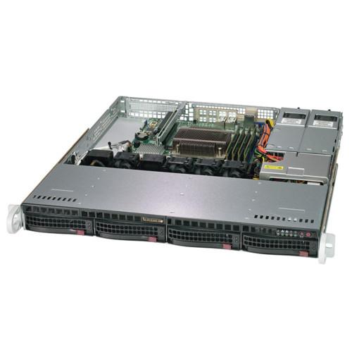 Серверная платформа Supermicro SuperServer 5019C-MR (SYS-5019C-MR)