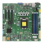 Серверная материнская плата Supermicro MBD-X11SCL-F-O