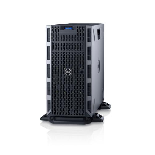 Сервер Dell T330 8B LFF (Tower, Xeon E3-1220 v6, 3000 МГц, 4 ядра, 8 Мб, 1x8гб, 3.5