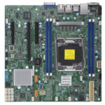Серверная материнская плата Supermicro MBD-X11SRM-F-B