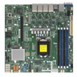 Серверная материнская плата Supermicro X11SCM-LN8F