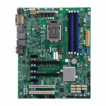 Серверная материнская плата Supermicro Motherboard X11SAE