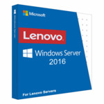 Брендированный софт Lenovo TopSeller Windows Svr 2016 Standard ROK (16 core)