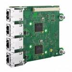 Сетевая карта Dell Broadcom 5720 QP 1Gb Network Daughter Card