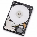 Серверный жесткий диск HPE 4Tb SAS 7.2K