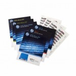 Опция для СХД HPE LTO-6 Ultrium RW Bar Code Pack