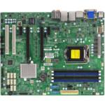 Серверная материнская плата Supermicro MBD-X11SAE-F-B