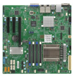 Серверная материнская плата Supermicro MBD-X11SSH-F-B