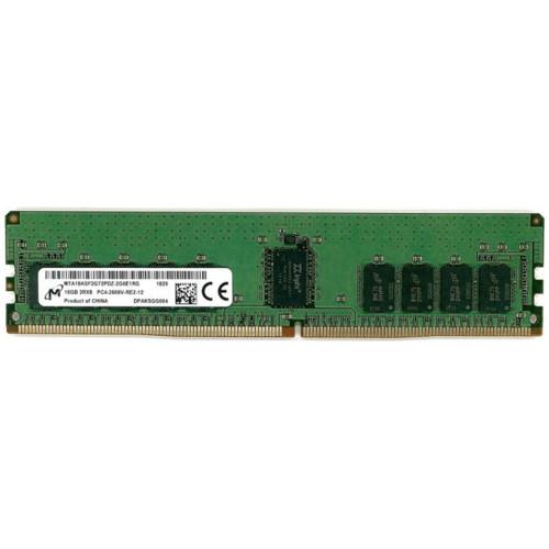 Серверная оперативная память ОЗУ Micron 16 ГБ (MTA18ASF2G72PDZ-2G6E1)