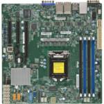 Серверная материнская плата Supermicro X11SSH-LN4F