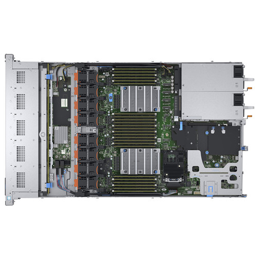 Сервер Dell PowerEdge R640 (PER640CEEM1-210-AKWU-B)