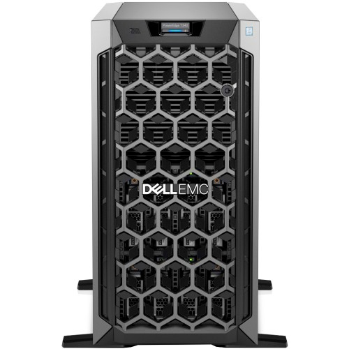Сервер Dell PowerEdge T340 (PET340RU2-02)