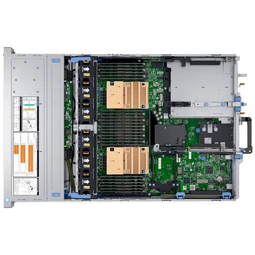 Серверный корпус Dell PowerEdge R740 (210-AKXJ-353-000)