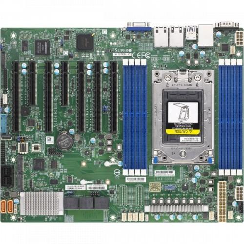 Серверная материнская плата Supermicro MBD-H12SSL-C-O (MBD-H12SSL-C-O)
