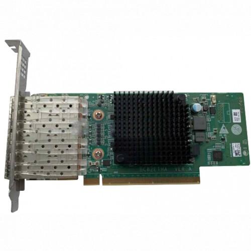 Сетевая карта Huawei BC8M01ETHA Ethernet Adapter,25GE/10GE(Hi1822),4-Port,SFP+ (02312NGD)