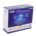 KVM-переключатель ATEN 4 PORT USB KVM Switch