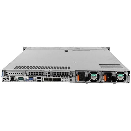 Серверный корпус Dell PowerEdge R640 (210-AKWU-636-000)