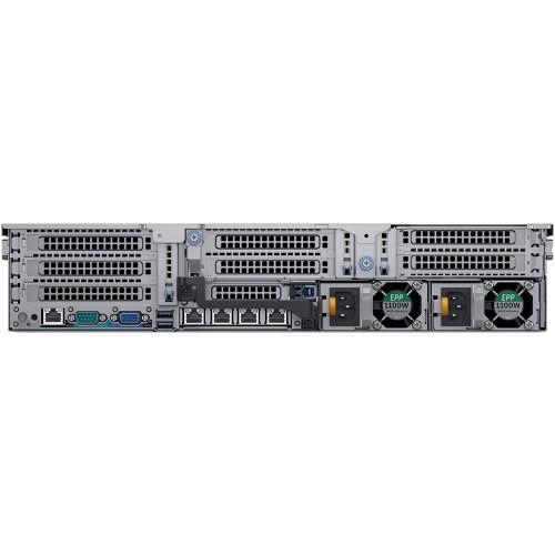 Серверный корпус Dell PowerEdge R740 (210-AKXJ-335-000)