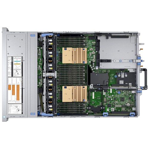 Сервер Dell PowerEdge R740XD (210-AKZR-393)