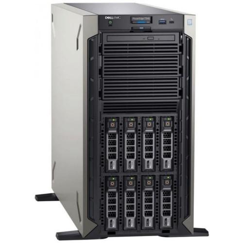 Сервер Dell PowerEdge T340 (PET340RU1-001t)