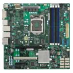 Серверная материнская плата Supermicro MBD-X11SAE-M-O
