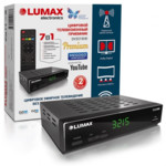 Опция к телевизору LUMAX DV3215HD