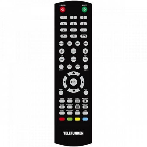 Телевизор TELEFUNKEN TF-LED24S22T2 (TF-LED24S22T2(ЧЕРНЫЙ))