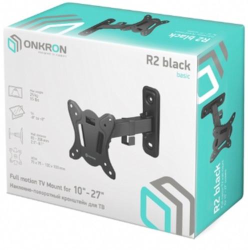 Опция к телевизору ONKRON Кронштейн R2 Black (R2/B)