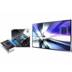 Опция к профессиональным панелям Samsung Сетевой модуль AM3520