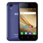 Смартфон BQ 4072 Strike Mini Темно Синий Шлифованный