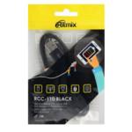 Зарядка Ritmix RCC-110 Black