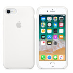 Прочее Apple iPhone 8 / 7 Silicone Case - White