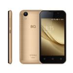 Смартфон BQ 4072 Strike Mini - Gold