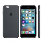 Прочее Apple iPhone 6s Silicone Case Charcoal - Gray