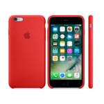 Прочее Apple iPhone 6s Silicone Case - Red