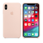 Прочее Apple iPhone XS Max, Silicone Case - Pink Sand