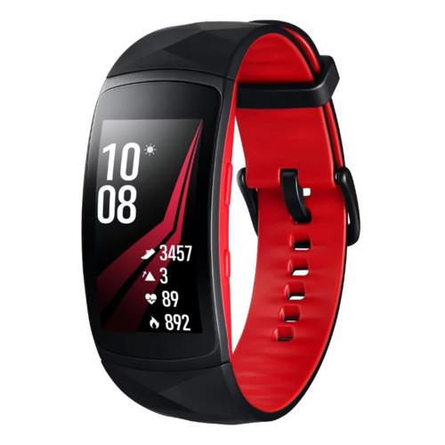 "Samsung Galaxy Gear Fit 2 Pro 1.5"" - Black (SM-R365NZRASER)"