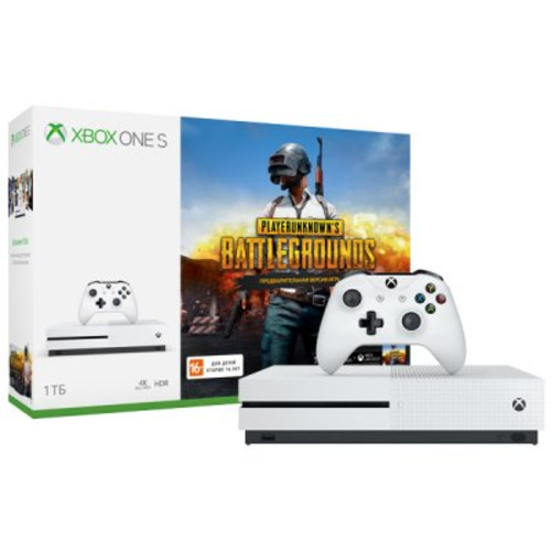 Аксессуары для смартфона Microsoft Xbox One S 234-00311 - White (234-00311)