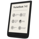 PocketBook 740 E-Ink Carta Black