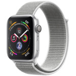 Прочее Apple Watch Series 4 GPS, 40mm Silver Aluminium Case with Seashell Sport Loop