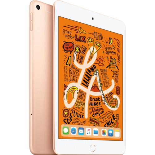 iPad mini 5 Wi-Fi + Cellular 256GB - Gold