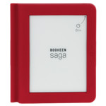 Bookeen Saga Red