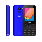 Мобильный телефон BQ 2438 ART L+ Blue