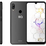 Смартфон BQ 6040L Magic 2/32GB black