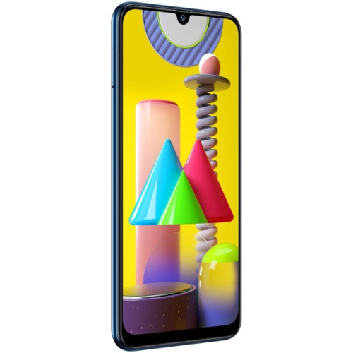 Смартфон Samsung Galaxy M31s 128Gb синий (SM-M317FZBNSER)