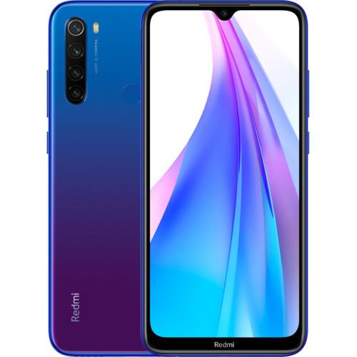 Смартфон Xiaomi Redmi note 8T (4/128Gb) Starscape Blue (026007)