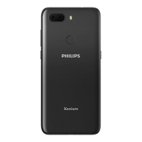 Смартфон Philips S566 32Gb 3Gb Black (867000167889)