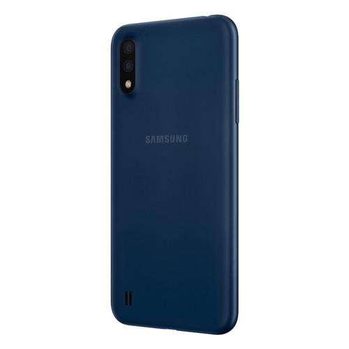 Смартфон Samsung Galaxy M01 32GB Blue (SM-M015FZBDSER)