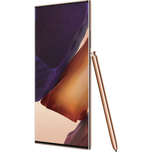 Смартфон Samsung Galaxy Note 20 Ultra 256Gb 8Gb Bronze (SM-N985FZNGSER)